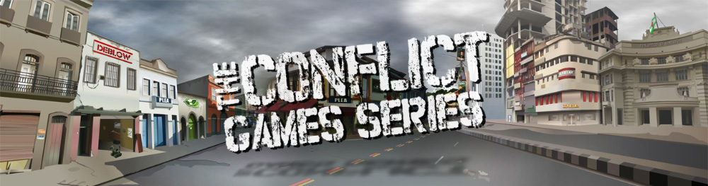 The Conflict Games Series