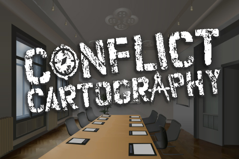 Conflict Cartography